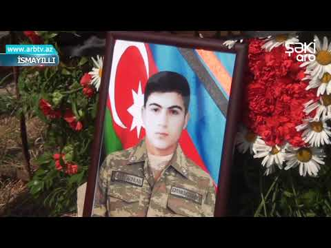 Shehid Xeyyam Dashdemirov Ismayilli rayonunun Balik kendinde defn olundu