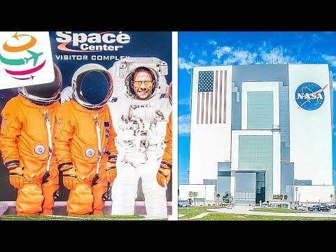 Auf zur NASA! Das Kennedy Space Center  | GlobalTraveler.TV