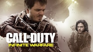 Мэддисон играет в  Call of Duty: Infinite Warfare
