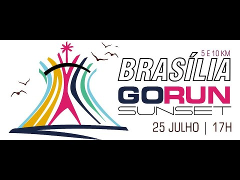 ✨ BRASÍLIA GO RUN.! Agora no formato SUNSET 05 e 10km