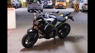 Why did i buy the Kawasaki Z900