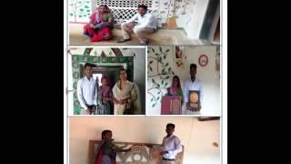 Visual Art Kala Utsav 2015-16 - Hss Rampur, Surguja Chhattisgarh