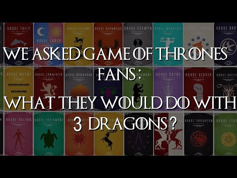 What would you do if you had Dragons  Indian Game of Thrones fans respond