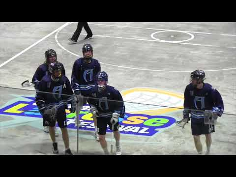 Alberta Lacrosse Wins Midget Gold Highlights