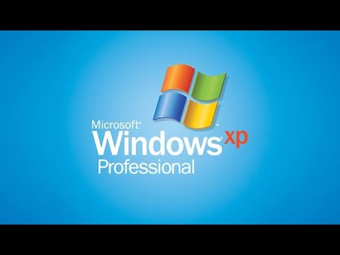 Out of Box Experience - Windows XP