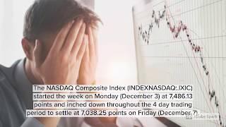5 Top Weekly NASDAQ Tech Stocks: Index Falls