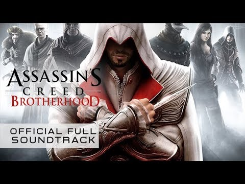 Assassin's Creed Brotherhood OST - Echoes of the Roman Ruins (Track 09)