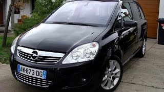 Opel Zafira 1 9 CDTI Cosmo PACK 2008 140000 km   Review Test Drive