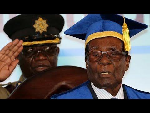 euronews (deutsch): Simbabwe: Kaum noch Rückhalt für Robert Mugabe