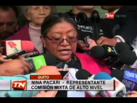 Firmas rechazadas por CNE serán denunciados al tribunal contencioso electoral