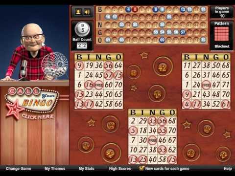 Gioco bingo gratis italiano