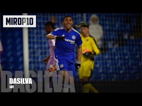 JAY DASILVA ✭ CHELSEA ✭ THE NEW ASHLEY COLE ✭ Skills & Goals 2016