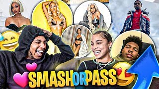 Smash or Pass w/ DDG ***EX's****