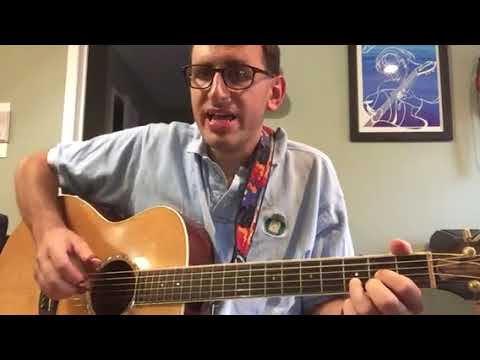 You\'re in My Head Like a Catchy Song guitar lesson - YouTube