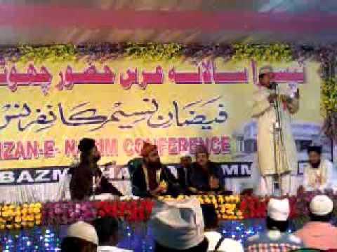 Peer Mohammad Saida At 3rd Urs Wasimi Quadriya 2016 By Soyab Khan Nasimi 8339889132 5th April 2016