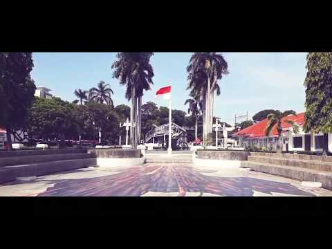#5 Jakarta City Tour 2018 | Cinematic Video | Shoot By Phone