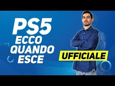 Playstation 5 Ecco Quando Esce E Ufficiale Youtube