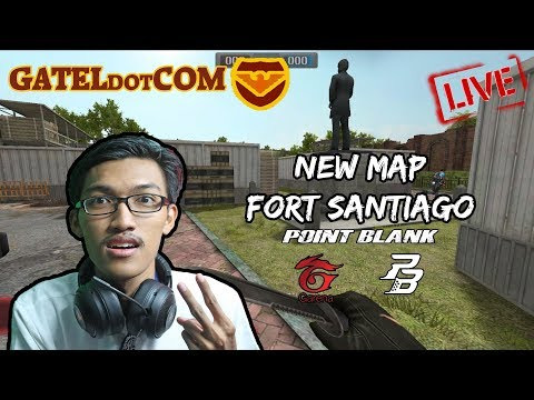 NEW MAP - FORT SANTIAGO - Mabar Bareng ZETI Gaming