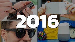 Biggest Tech Trends of 2016