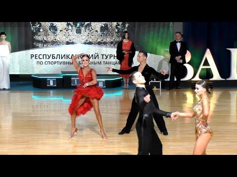 Взрослые, La (Open), F / Royal Ball 2020 (Минск, 26.01.2020) - спортивные бальные танцы
