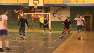 В Тамбове стартовал турнир по мини футболу