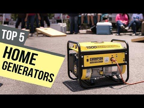 5-best-home-generators-2019-reviews