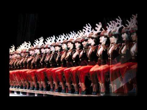 Rockettes' Radio City Christmas Spectacular Backing Tracks Karaoke