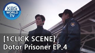 He's competent and handsome  And on top of that, he's single[1ClickScene/Doctor Prisoner, Ep 4]