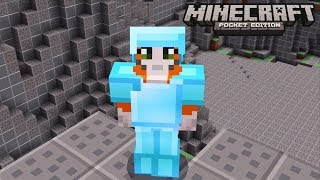 Minecraft: Pocket Edition - Land Of Gravel - No Home Challenge