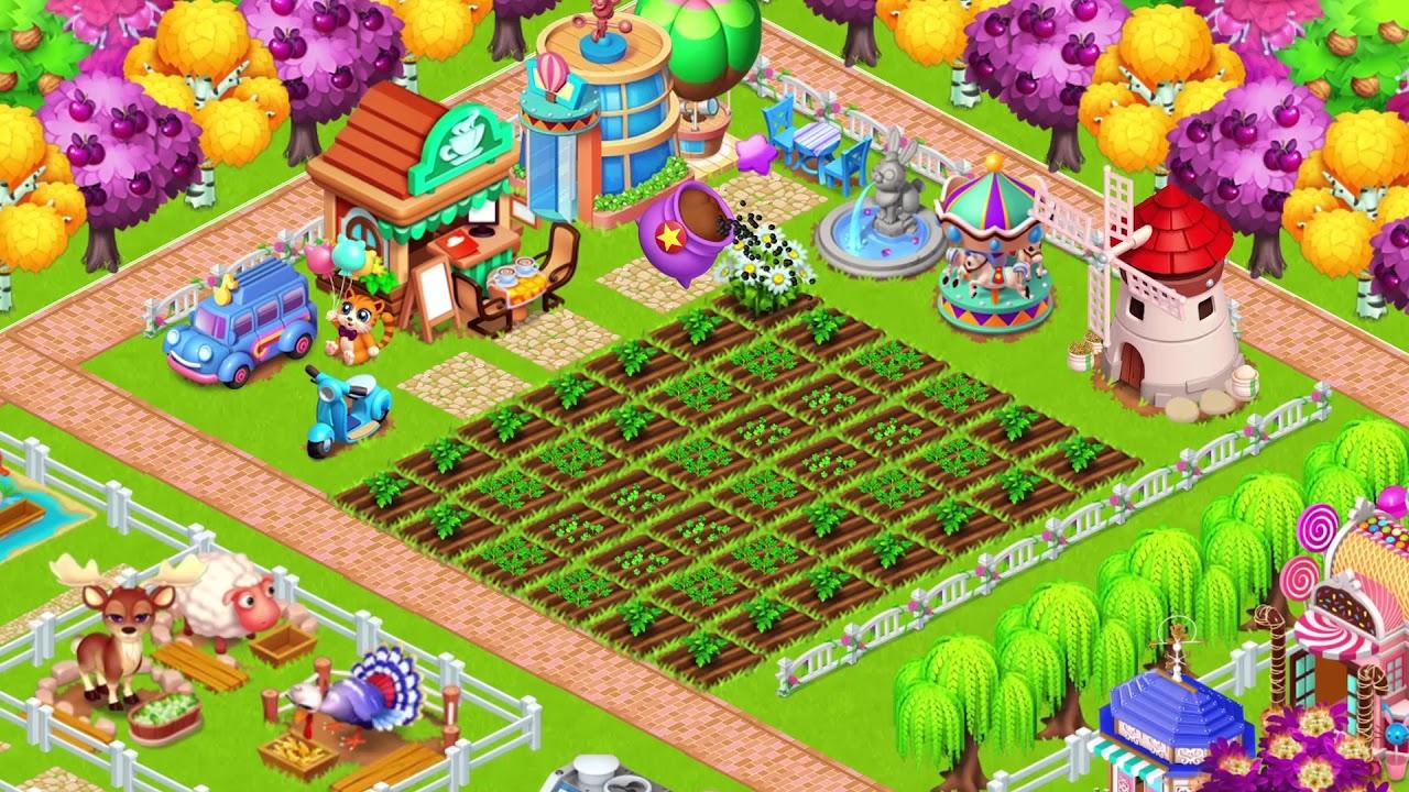 family farm seaside 5.4.200 mod apk