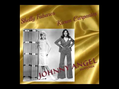 Shelly Fabares & Karen Carpenter - Johnny Angel (MottyMix)