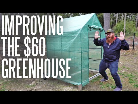 modifying-a-$60-amazon-greenhouse-to-fit-over-our-diy-raised-garden-beds!
