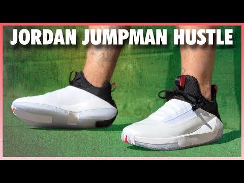 0bf6a31ebfc Jordan Jumpman Hustle Review - YouTube