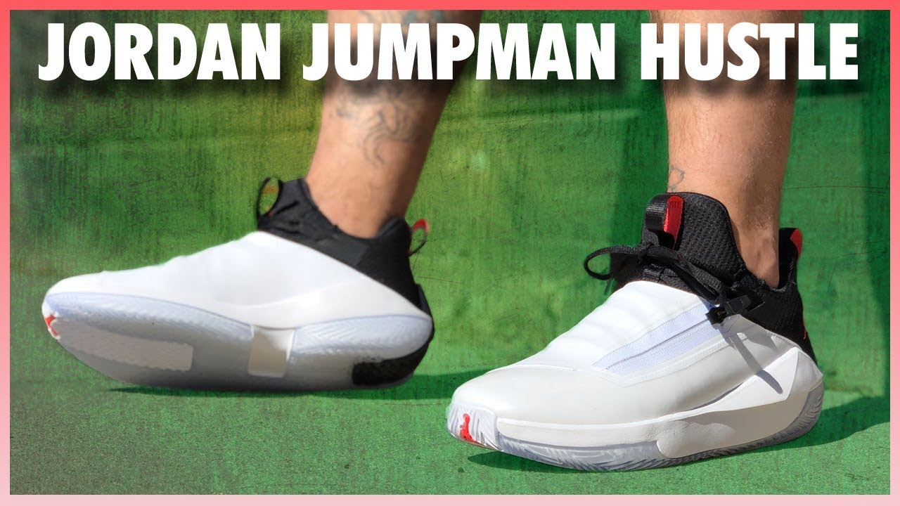 Economía Ahuyentar Araña  Jordan Jumpman Hustle Review - YouTube