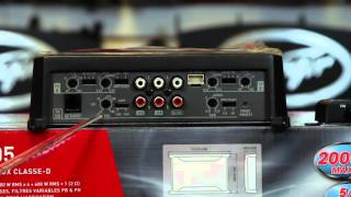 Pioneer GM D9605 5channel power amp