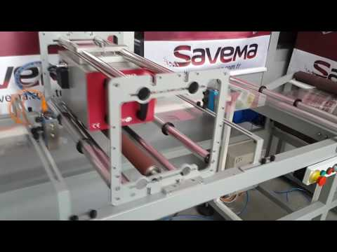 Savema Winder&Unwinder System with Thermal Transfer Printers for Polish Market-2