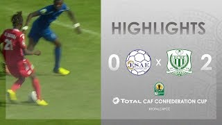 ESAE FC 0-2 DC Motema Pembe | HIGHLIGHTS | Match Day 2 | TotalCAFCC