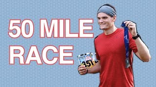 Running a 50 mile Ultra-marathon