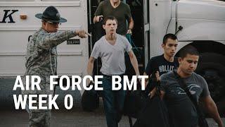 Air Force Basic Training - Shock and Awe - Week 0