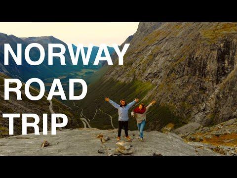 NORWAY VAN LIFE - Oslo ⇛ Kjerag ⇛ Lofoten ⇛ Tromsø | Travel Video
