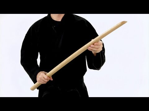 How To Check Your Bokken For Safety | Sword Fighting