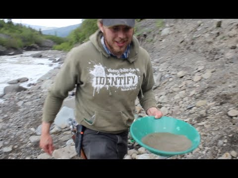 Staking Our Gold Claim, Alaska Reality NO Hollywood Drama