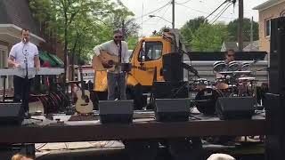Luke Bryan - Drunk on You (cover) Cleveland Scene Downtown Willoughby Rib Burn Off
