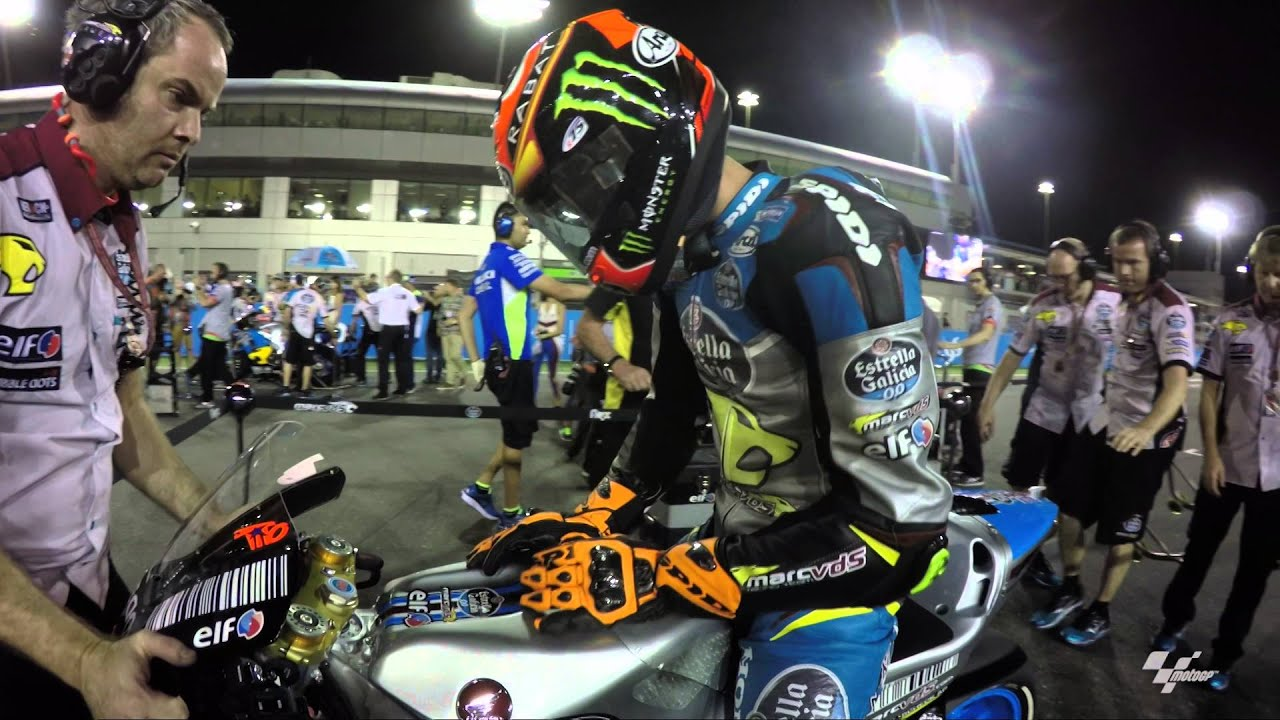 GoPro : MotoGP Round 1 Qatar 2016 : Behind the Scenes with Tito Rabat - YouTube