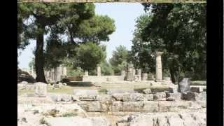 олимпия греция видео