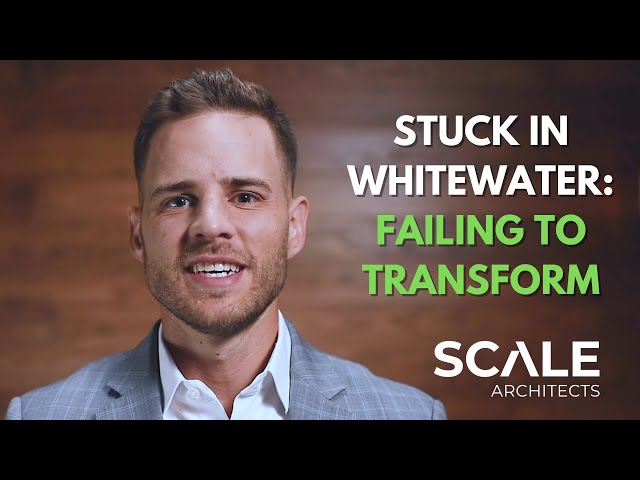 Stuck in Whitewater   Failing to Transform
