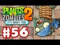 Plants vs. Zombies 2: It's About Time - Gameplay Walkthrough Part 56 - Dead Man's Booty (iOS)