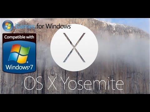 play windows games on mac yosemite