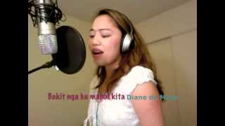 Bakit nga ba mahal kita - Roselle Nava (Cover) - Diane de Mesa