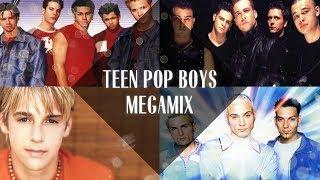 2000's Teen Pop Boys Megamix [Vol. 1]